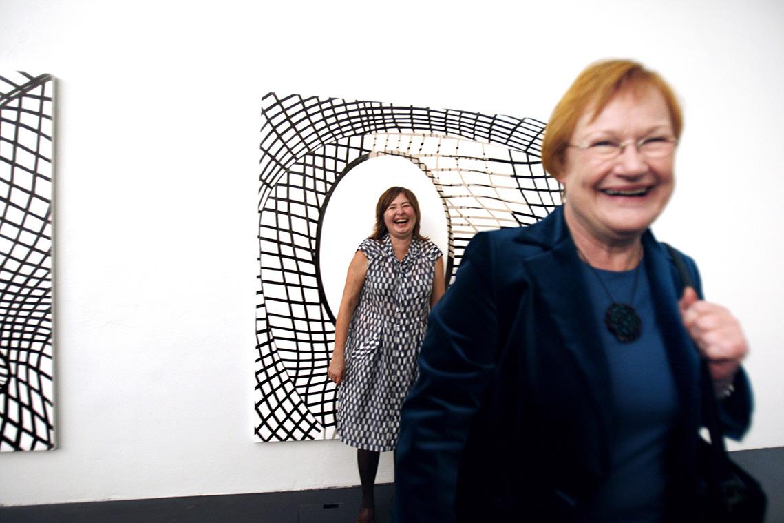 Presidentti Tarja Halonen, 2007