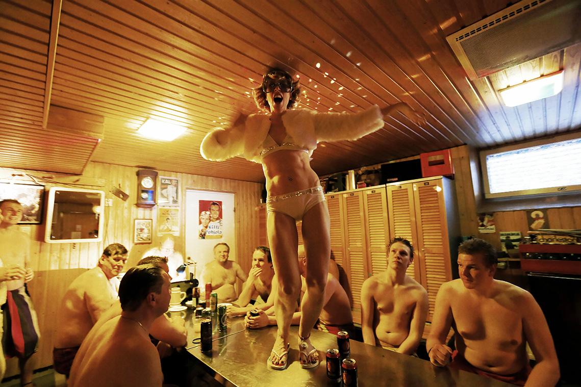 Sauna: Hermanni, Kaupunkisaunoja, 2016